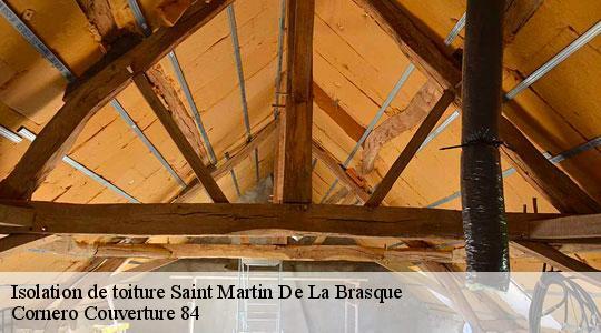 Isolation de toiture à Saint Martin De La Brasque tél :04.90.84.27.97